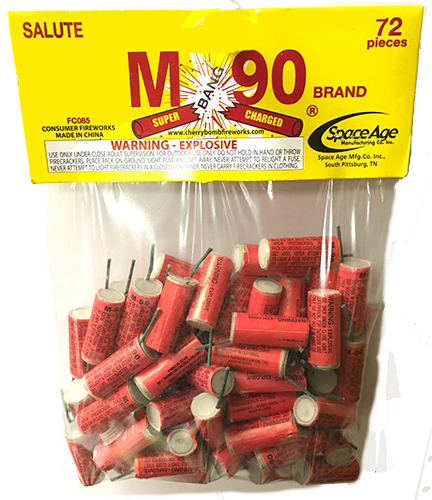 Firecrackers - Atomic Fireworks Inc - Home of Cherry Bomb Brand & M